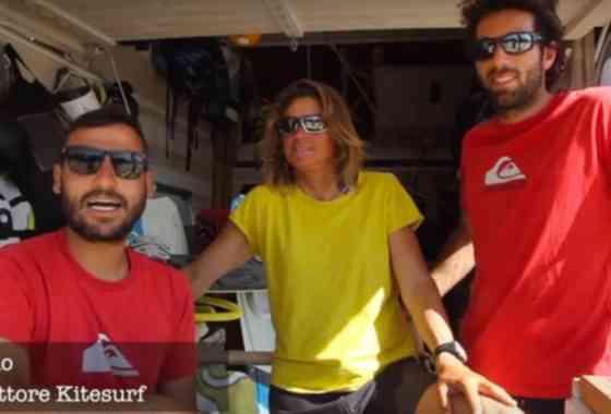 I nostri corsi kitesurf