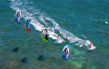 Kite Trips / Camp